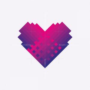 Heart City Blocks Logo