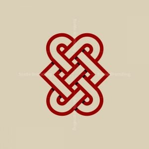 Heart Knot Logo