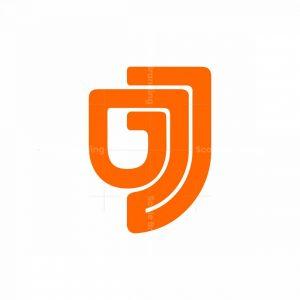 G Gj Logo