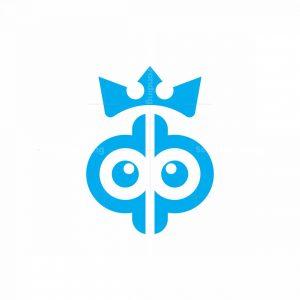 King Bird Omega Logo