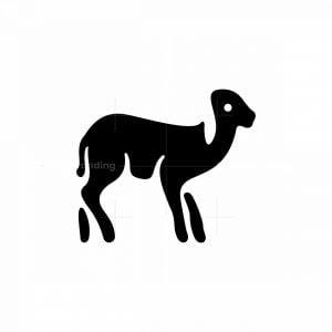 Lamb Icon Logo