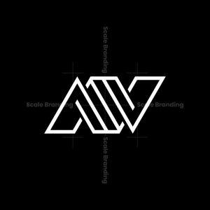 Letter Avn Van Logo