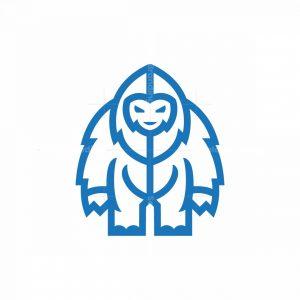 Furry Yeti Logo