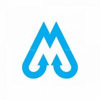 Mm Ww Arrow Logo