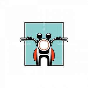 Motorcycle Icon Logo