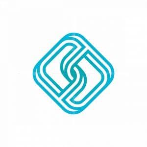Elegant S Knot Logo