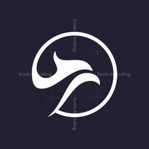 Bird Head Graphic Logo