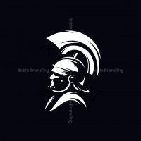 Roman Warrior Logo