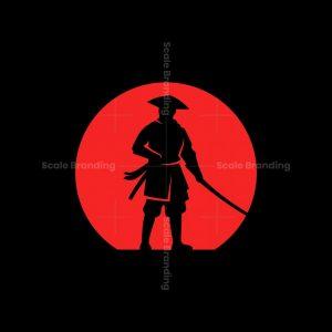 Samurai Icon Logo