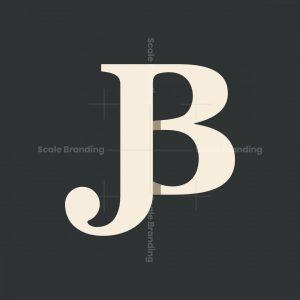 Monogram Letter Jb Logo