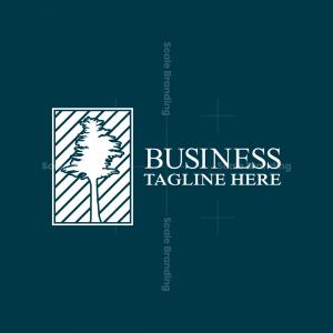 Tree Frame Logo