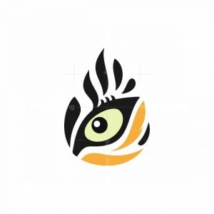Tiger Eye Drop Logo
