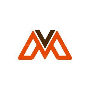 Modern M Mv Vm Logo