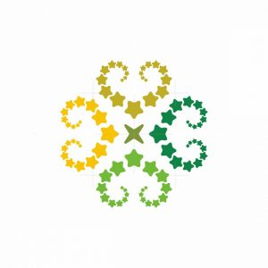 Braid Of Star And Clover Logo