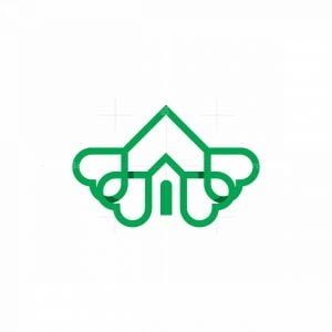 Wing Love Home Logo
