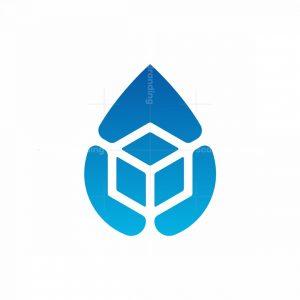 Box Water Logo