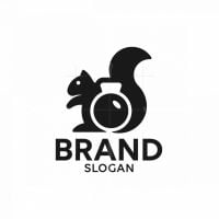 Squirel Fitness Logo