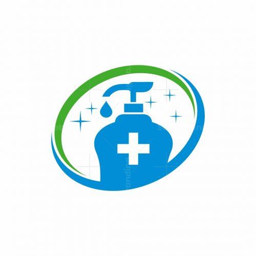 Antivirus Sanitizer Logo