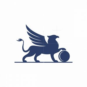 Winged Griffin Logo