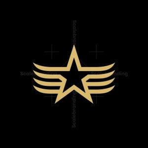 Winged Star Logo