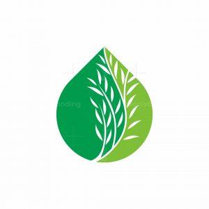 Nature Drop Logo