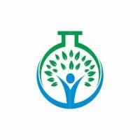 Health Labs Nature Logo