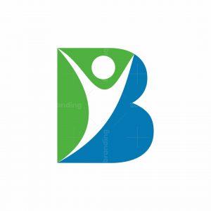 Letter B Life Logo