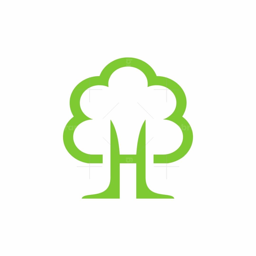 H Tree Logo