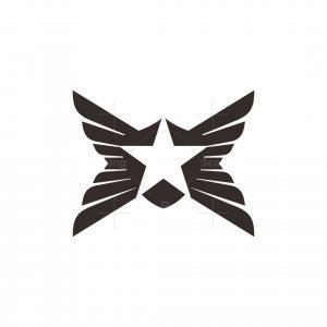 Wings Star Logo