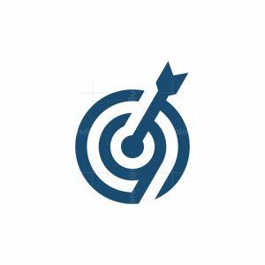 Nine Target Logo