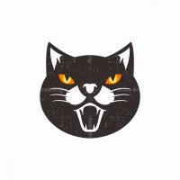 Angry Cat Logo