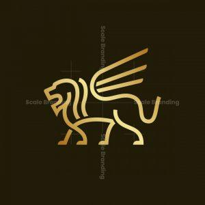 Lion Wing Logo