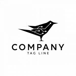 Tech Raven Logo