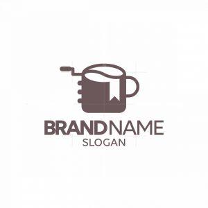 Novel Coffee Logo