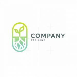 Pill Seed Logo