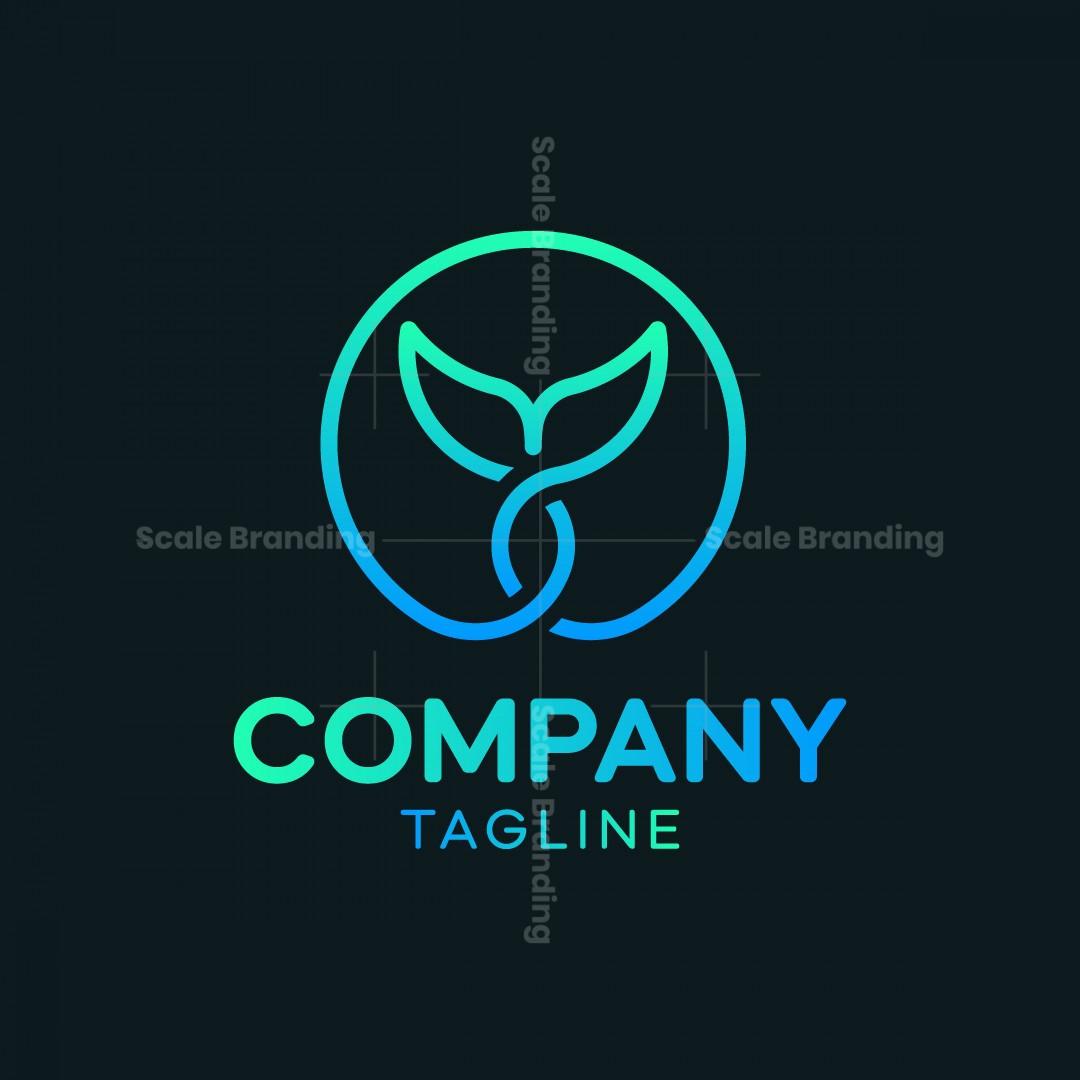 Whale Tail Logo