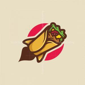 Burrito Rocket Logo