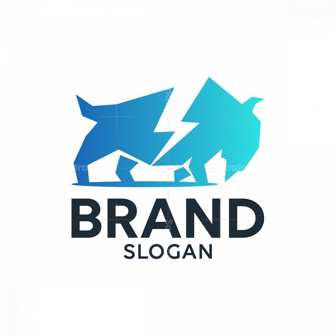Power Bull Logo