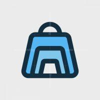 Hall Bag Logo