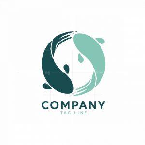 Zen Fish Logo