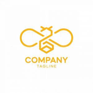 Hive Bee Logo