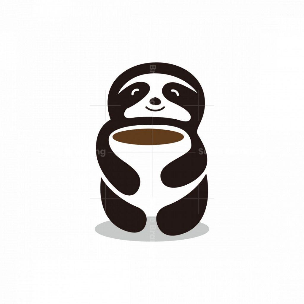 Sloth Coffee Logo