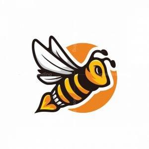 Rocket Bee Logo