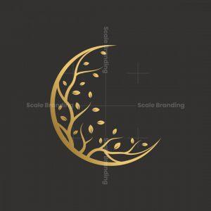 Moon Nature Logo