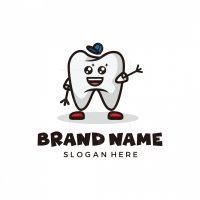 Teeth Boy Logo