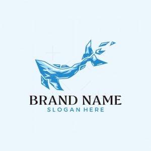 Ice Whale Logo
