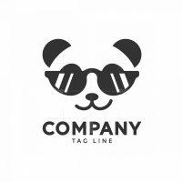 Sunglasses Bear Logo