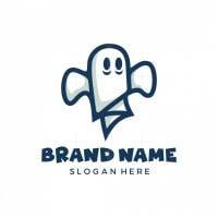 Paper Ghost Logo