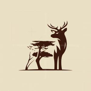 Deer Forest Logo