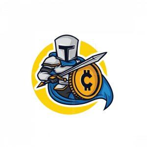 Crypto Knight Logo